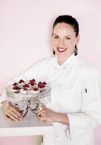 Laura Bogard of Well-bred Bakery, Weaverville
