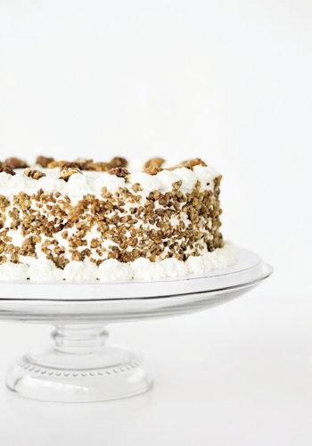 Tree Nut Cake