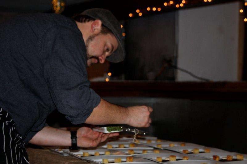 Chef Michael Moore - photo by Susi Gott Seguret