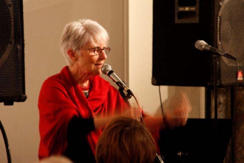 Connie Regan-Blake -  - photo by Susi Gott Seguret