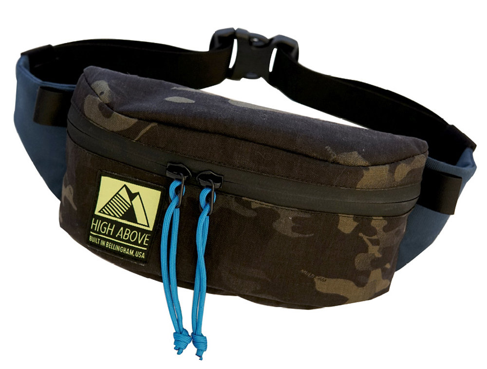 3. High Above hip packs
