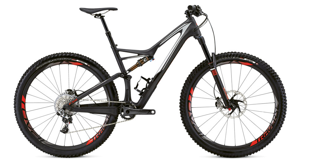 Specialized Stumpjumper S-Works, $8,500