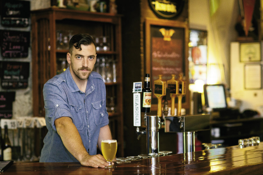 The Thirsty Monk in Asheville is boosting homebrewers with its new brewery, Open Brewing, which serves as an incubator for do-it-yourselfers. Thirsty Monk VP Chall Gray says it's all about fostering inclusion in the local beer scene.