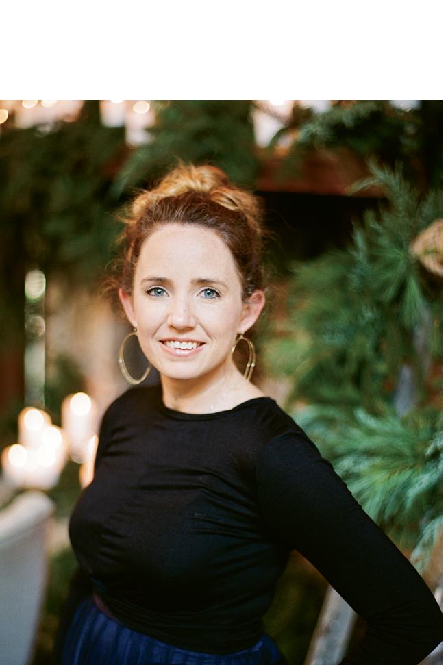 Whitney Randall of Springvine Design.