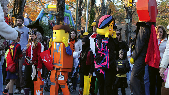 Blowing Rock Halloween Festival