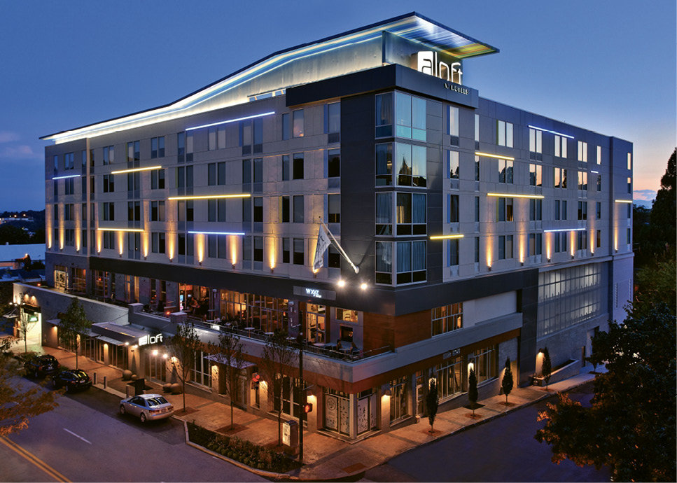 Aloft Asheville Downtown