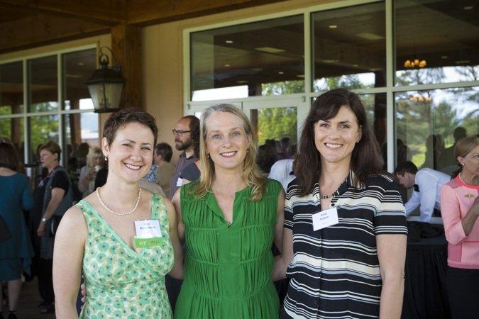 Smith College Graduates Angie Flynn McIver, Piper Kerman and Anne Slatton