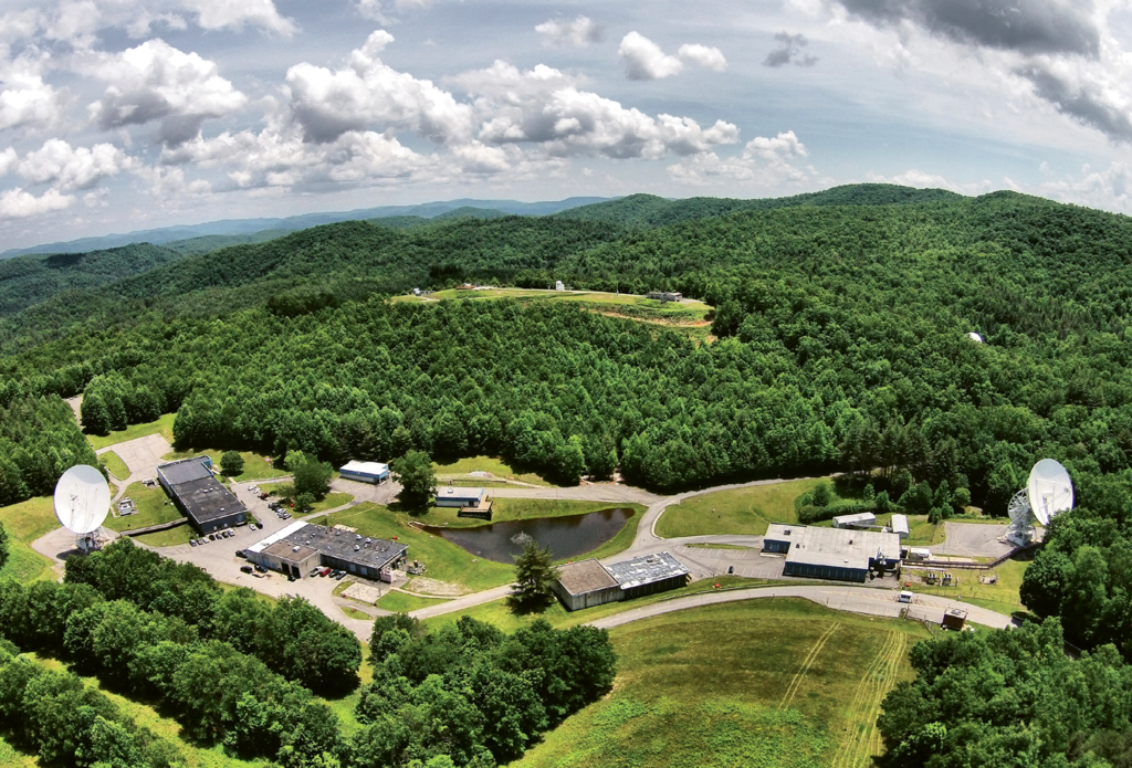 The facility near Rosman has played multiple roles, from NASA station to NSA operation to the public-science focused Pisgah Astronomical Research Institute.