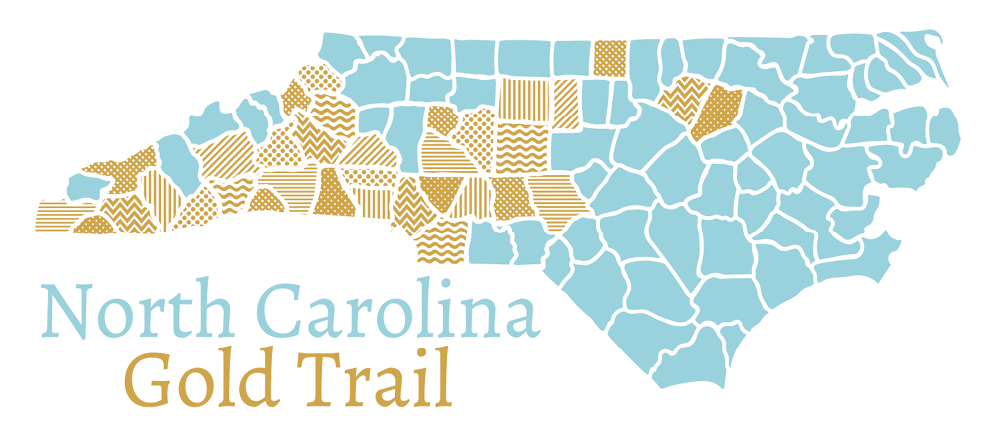 "Go to <a href=""http://www.visitncgold.com"">www.visitncgold.com</a> to learn more about the North Carolina Gold Trail."