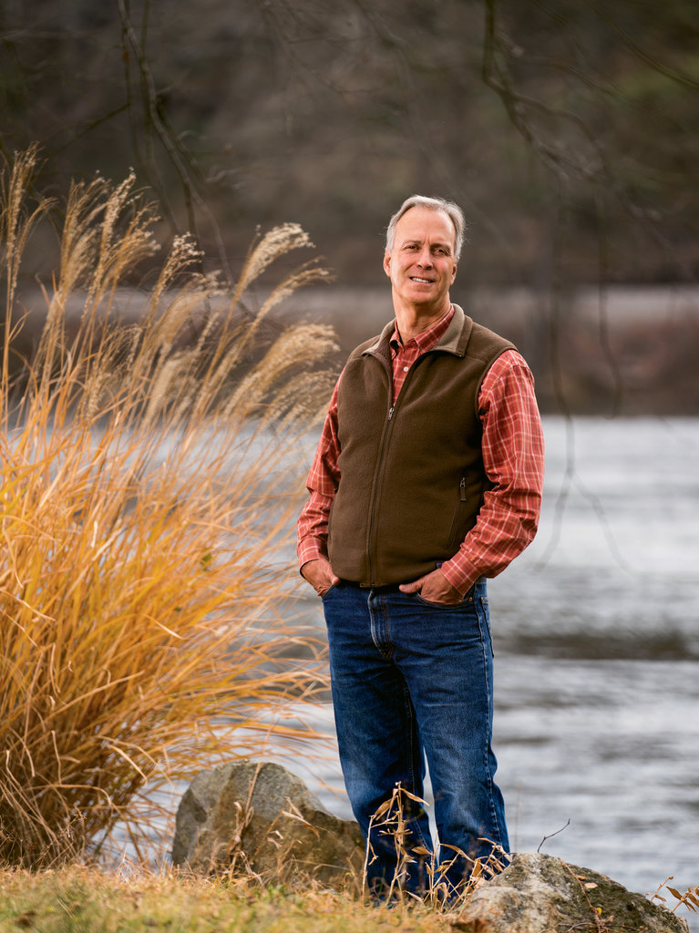 """""""The lack of accessibility goes back 30, 50, 75 years when the French Broad was more of a passageway for sewage and waste of all kinds. We turned our back on the river.""""  — Marc Hunt, former Asheville Vice-Mayor and  Woodfin Greenway/rRverway advocate"""