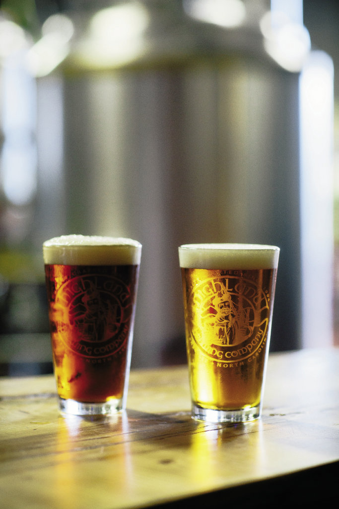 """""""During the early years, Highland had visits of beer aficionados from nearby metropolitan areas. ... Over time, this trickle has turned into a flood."""" —Oscar Wong, Highland Brewing Company"""