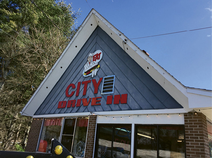 For a nostalgic throwback, City Drive In hosts classic car shows the second and fourth Saturdays, May through October.