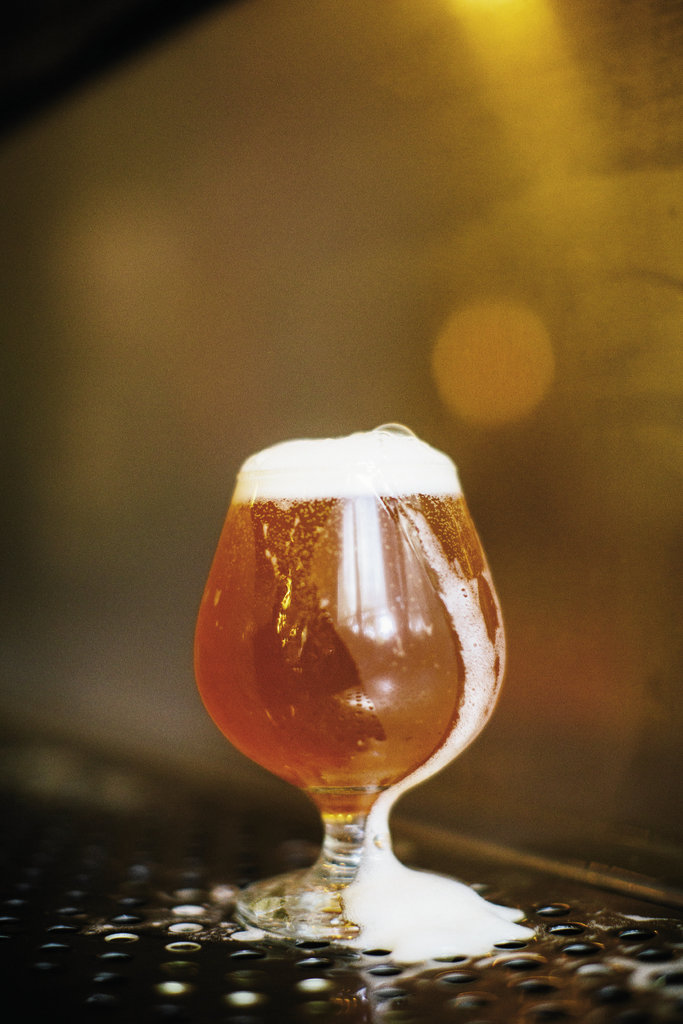 Small operations like Innovation Brewing in Sylva and larger ones such as Asheville's Highland Brewing coexist in WNC.