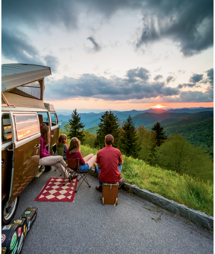Finalist: Family Road Trip by Derek DiLuzio (Professional category)