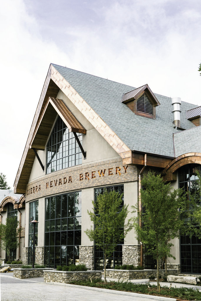 """""""The love and the culture of craft beer is  a big reason why the major breweries end  up locating here."""" —Ben Teague, Asheville Area Chamber of Commerce"""