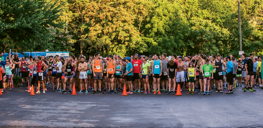 Highland keeps growing its community connections to fun runs and other initiatives.