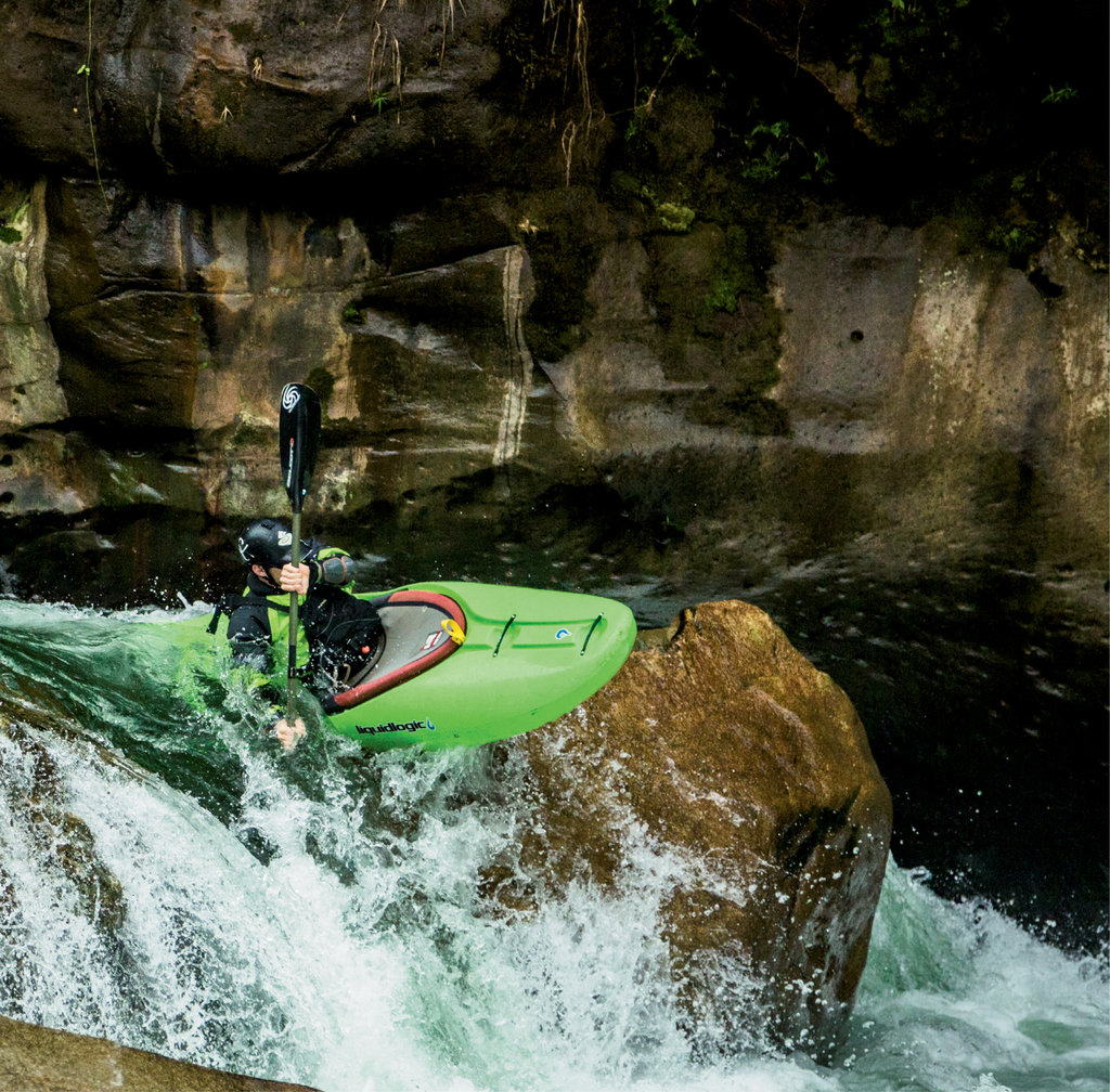From its base in WNC, Liquidlogic has built an international reputation for quality kayaks made by avid paddlers.