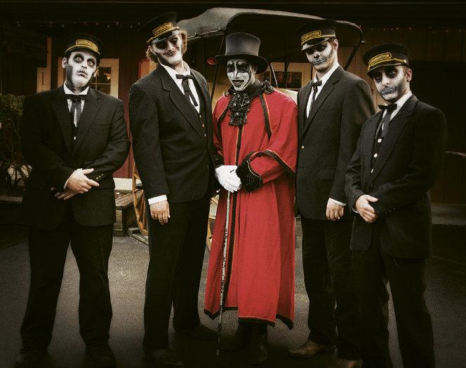 Ghost Train Halloween Festival